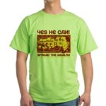 Spread the Wealth Green T-Shirt