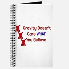 Gravity Doesn't Care Journal