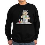 Mad Scientist Sweatshirt (dark)