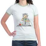 Mad Scientist Jr. Ringer T-Shirt