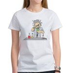 Mad Scientist Women's T-Shirt