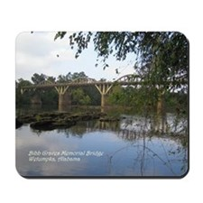 Bibb Graves Bridge Mousepad