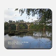 Bibb Graves Bridge Mousepad