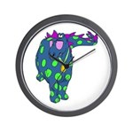 DotDinosaur Wall Clock