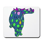 DotDinosaur Mousepad