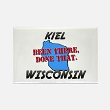 kiel wisconsin - been there, done that Rectangle M