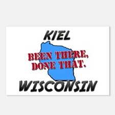 kiel wisconsin - been there, done that Postcards (