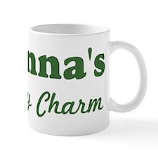 Donnas Lucky Charm Mug