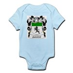 Marsh Coat of Arms Infant Creeper