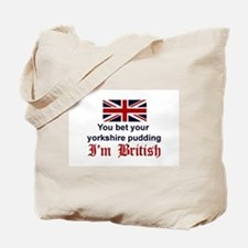 Yorkshire Pudding Tote Bag