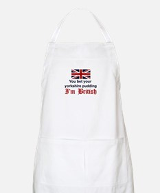 Yorkshire Pudding BBQ Apron