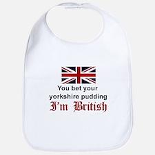 Yorkshire Pudding Bib