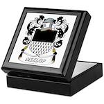 Meelop Coat of Arms Keepsake Box