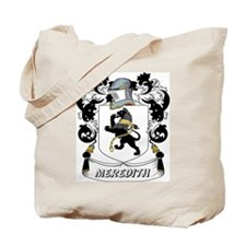 Meredith Coat of Arms Tote Bag
