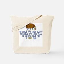 Beer Run! Tote Bag
