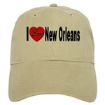 I Love New Orleans Cap