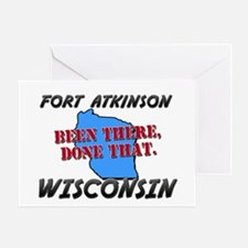 fort atkinson wisconsin - been there, done that Gr