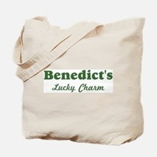 Benedicts Lucky Charm Tote Bag