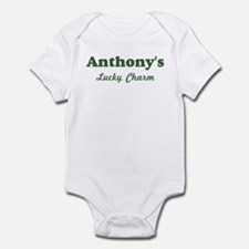 Anthonys Lucky Charm Infant Bodysuit