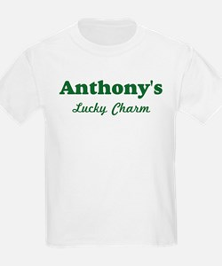Anthonys Lucky Charm T-Shirt