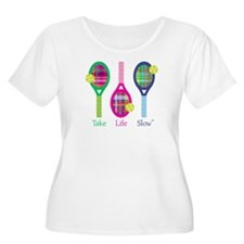 Tennis Trio, T-Shirt