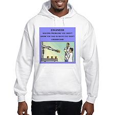 engineer engineering joke Hoodie