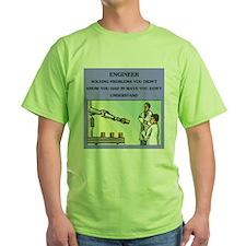 engineer engineering joke T-Shirt