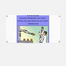 engineer engineering joke Banner