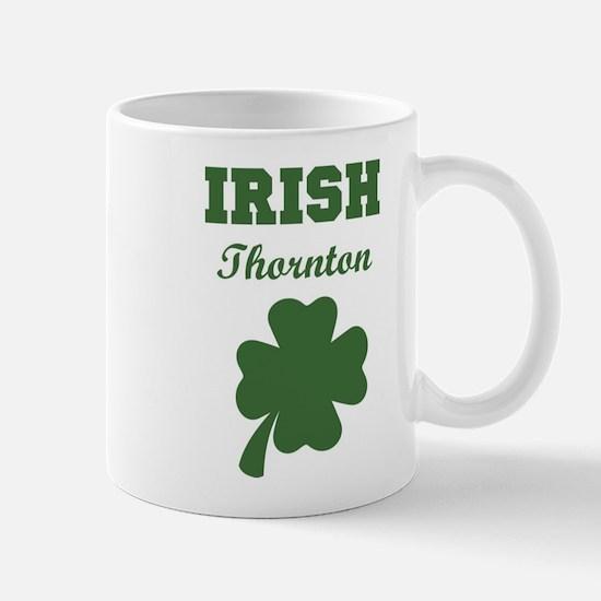 Irish Thornton Mug