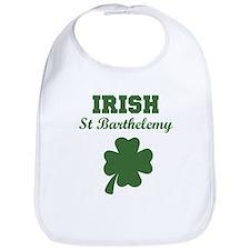 Irish St Barthelemy Bib