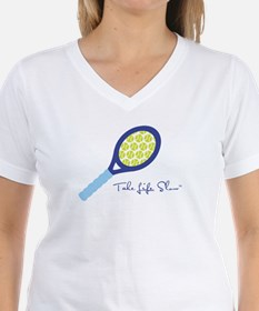 Tennis Racquet, Shirt
