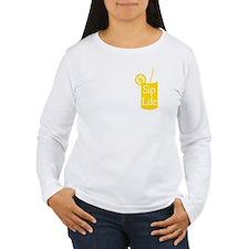 Sip Life, T-Shirt