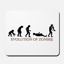 Evolution of Zombie Mousepad