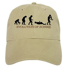 Evolution of Zombie Baseball Cap