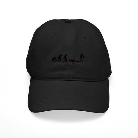 Evolution of Zombie Black Cap