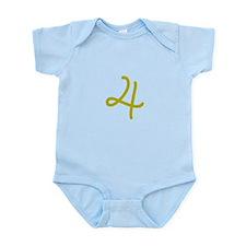 Age 4 (4th Birthday) Infant Bodysuit