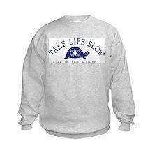 TLS Navy Turtle, Sweatshirt