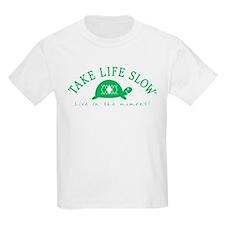 TLS Green Turtle, T-Shirt