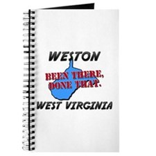 weston west virginia - been there, done that Journ