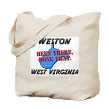 weston west virginia - been there, done that Tote