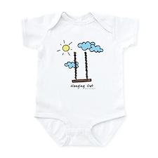 Hanging Out, Infant Bodysuit