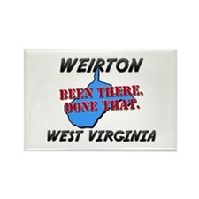 weirton west virginia - been there, done that Rect