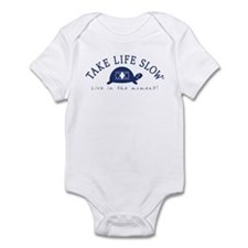 TLS Navy Turtle, Infant Bodysuit