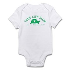 TLS Green Turtle, Infant Bodysuit