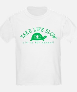 TLS Green Turtle, T-Shirt