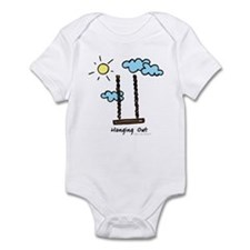 Hanging Out, Infant Bodysuit