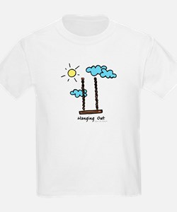 Hanging Out, T-Shirt