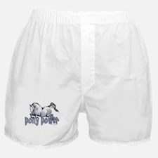 Jumping Pony Boxer Shorts