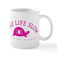 TLS Pink Turtle, Mug