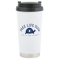 TLS Navy Turtle, Travel Mug